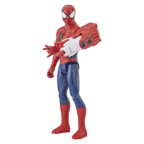 Marvel Spider-Man-Figurine Titan Power FX 30 cm