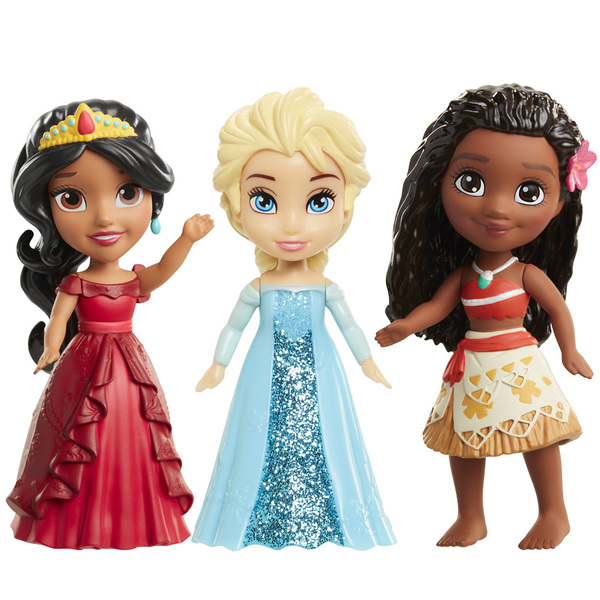 Disney Princesse-Poupée 8 cm
