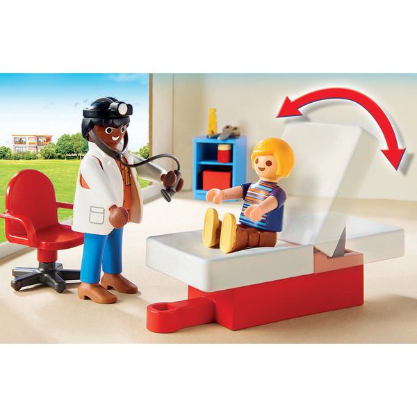 70034 - Playmobil StarterPack - Cabinet de pédiatre