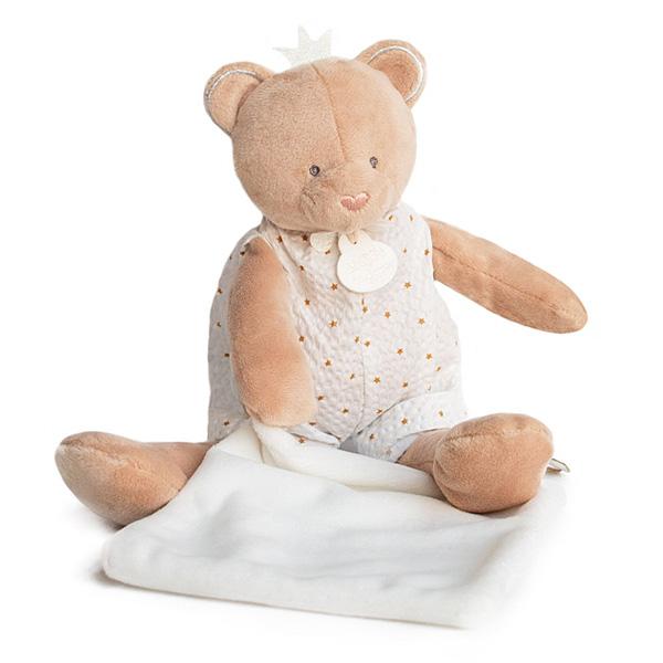 Doudou Attrape rêve ours pantin