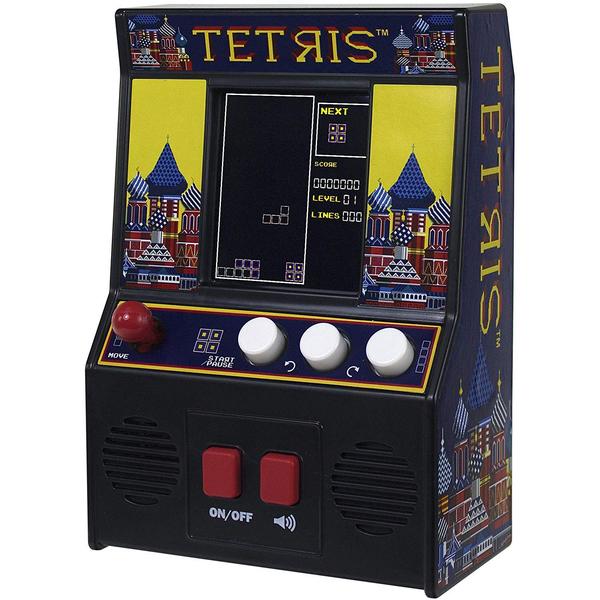 Mini jeu Arcade Tetris