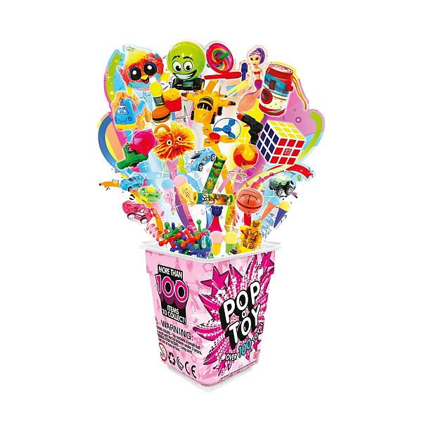 Pop Toys-Pot surprise assortiment