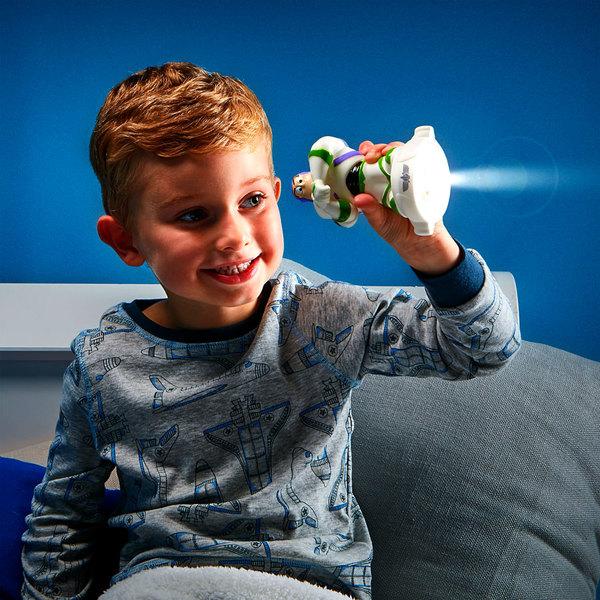 Veilleuse et lampe torche GoGlow Toy Story Buzz l