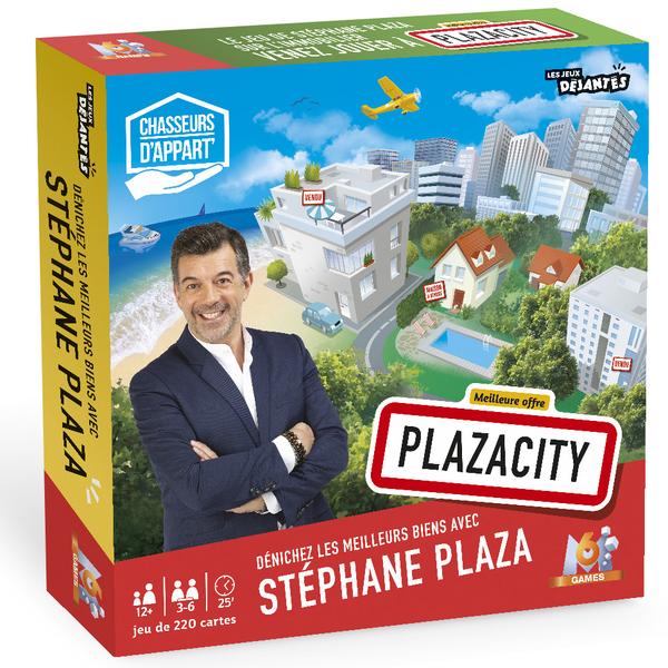 Jeu Plaza City - Chasseurs d'Appart