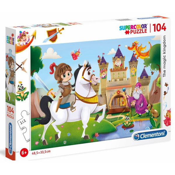 Puzzle 104 pièces