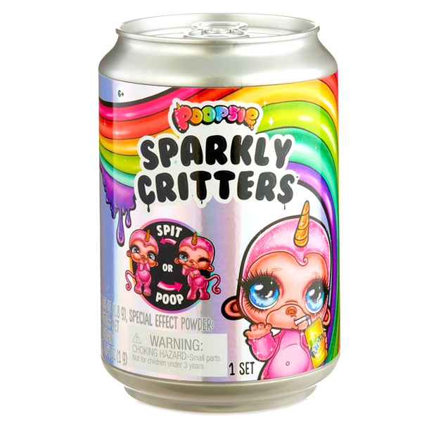 Poopsie-Sparkly Critters