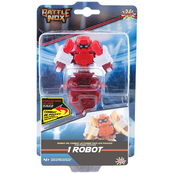 Robot Battle Nox combat de pouces