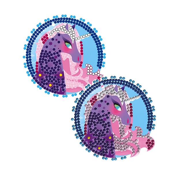 Les Ateliers Du Calme Collage Pixel Art Strass Janod King Jouet Mode Bijoux Decoration Cosmetiques Janod Jeux Creatifs