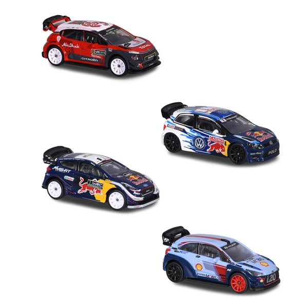 Voiture Majorette Racing WRC