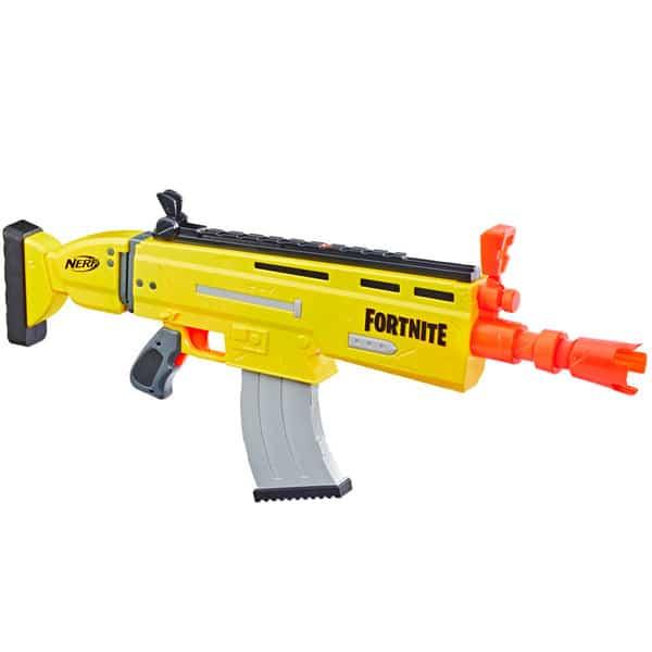 Pistolet Nerf AR-L - Fortnite