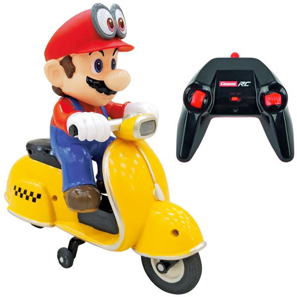 Scooter radiocommandé Mario Odyssey