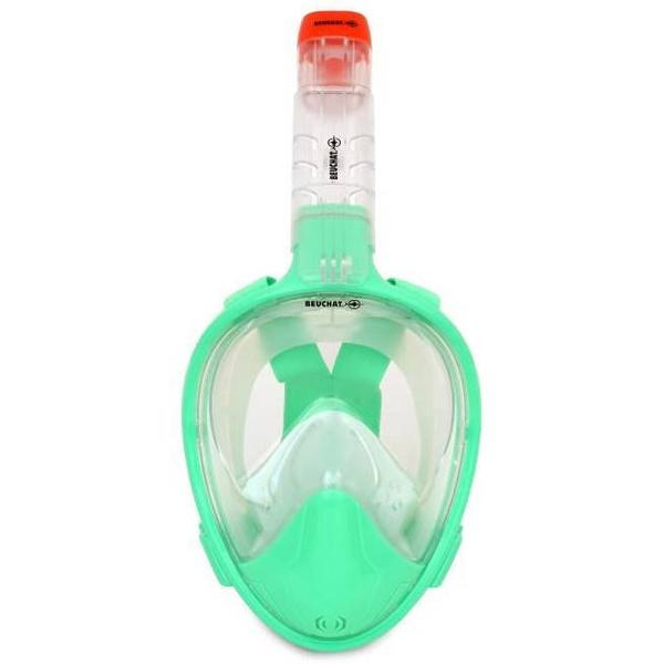 Masque de surface taille S/M vert