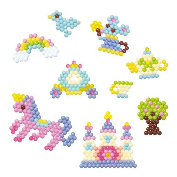 Aquabeads - 31632 - La recharge conte de fées pastel