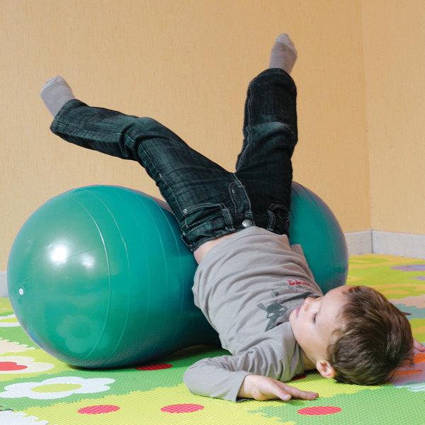 Ballon de gym ovale