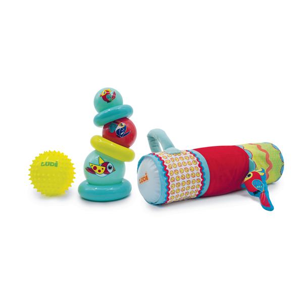 Coffret jouets d'éveil