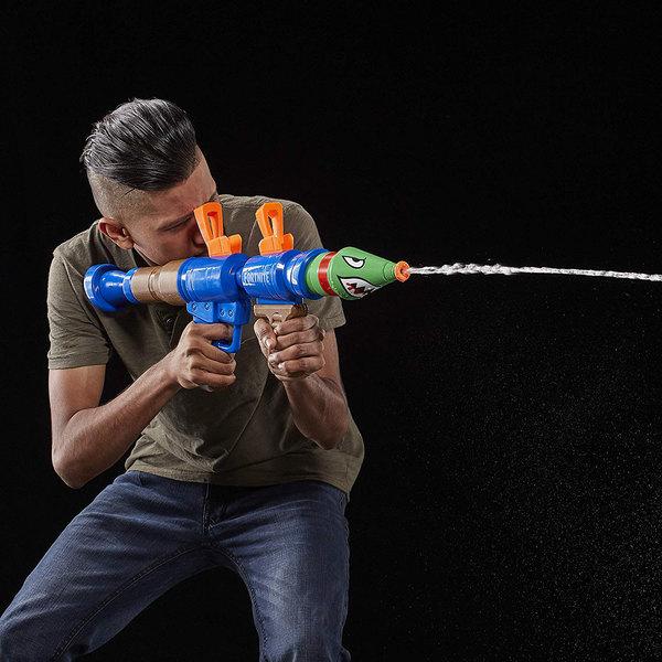 Pistolet à eau Super Soaker RL - Nerf Fortnite