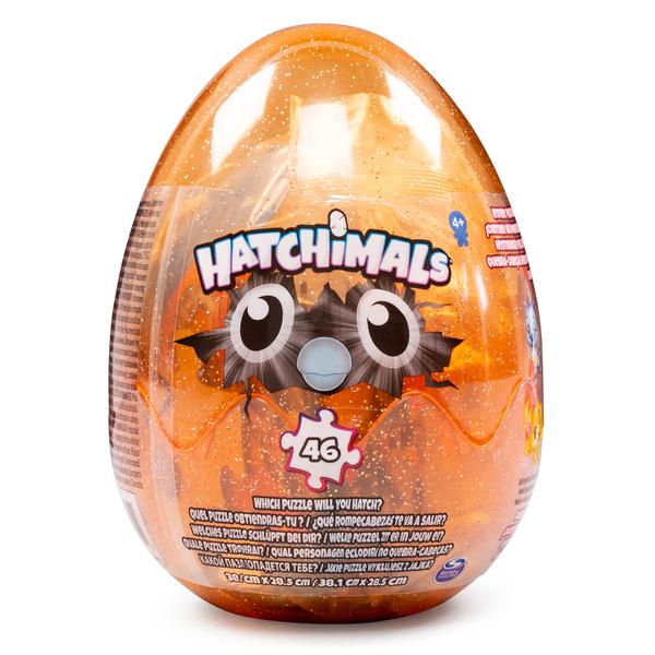 Hatchimals-Oeuf Puzzle Saison 3 46 pièces