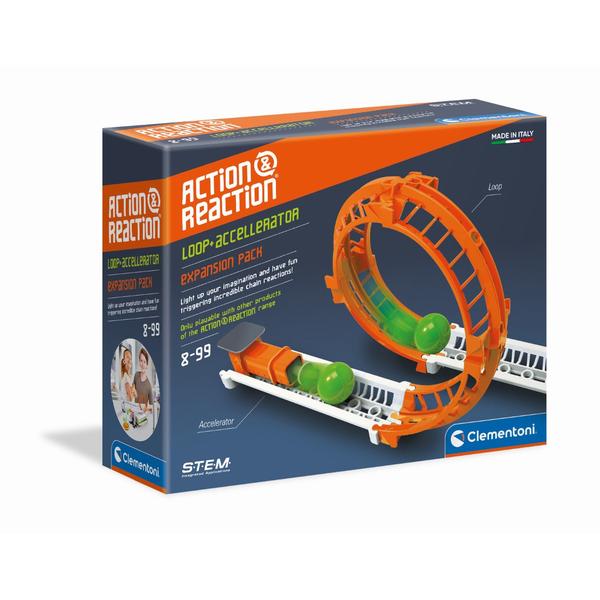 Action et réaction-Pack d'extension looping et accélérateur