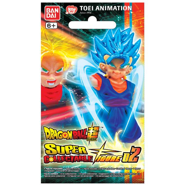 Figurine à collectionner Dragon Ball Super 5 cm Série 2