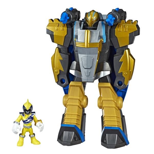 Figurine Power Rangers Morphin Zords véhicule convertible