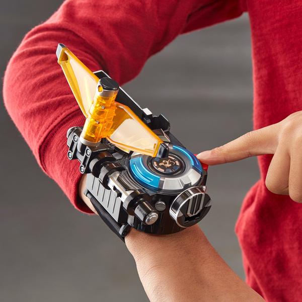 Morpher X - Bracelet électronique Power Rangers Beast Morphers