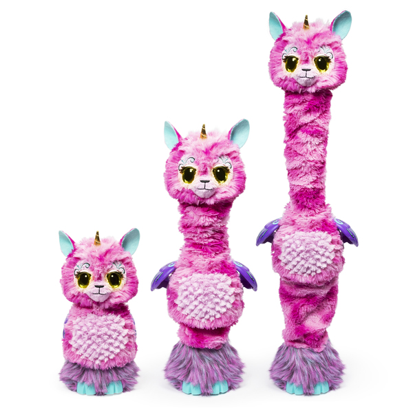 Peluche interactive Hatchimals Wow