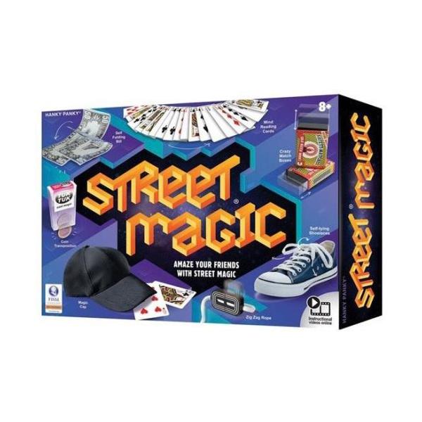 Coffret de magie Street Magic