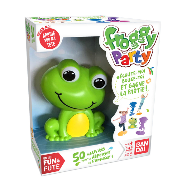 Froggy Party