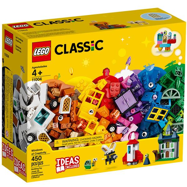 11004 - LEGO® Classic Les fenêtres créatives