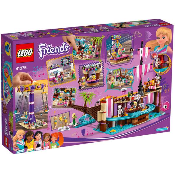 Lego® City Jouet 41375 De LegoKing Quai Le Friends Heartlake cFKJ13Tlu