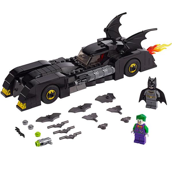 76119 Dc Comics Heroes Super Batmobile La Poursuite Du Joker Lego® tsdQCxhr