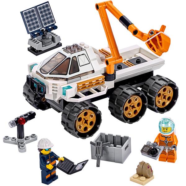 D'exploration 60225 Spatiale Lego® Le Space Véhicule City srthdxQC