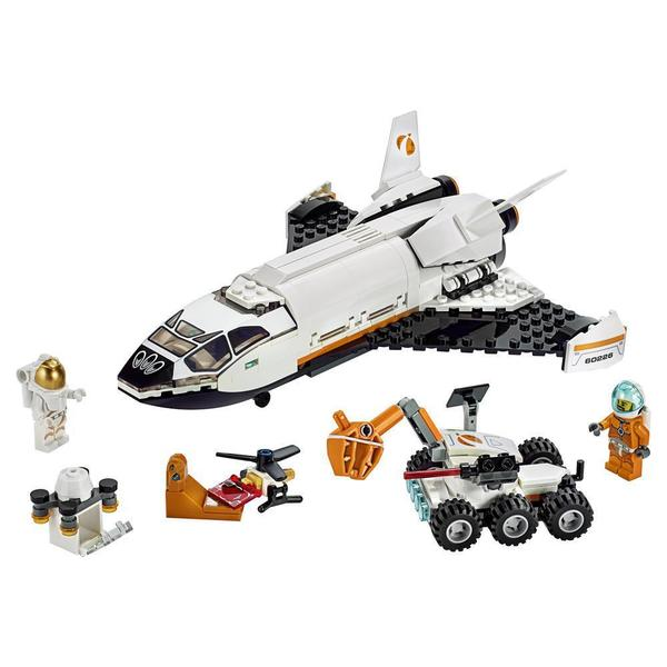 60226 - LEGO® City la navette spatiale