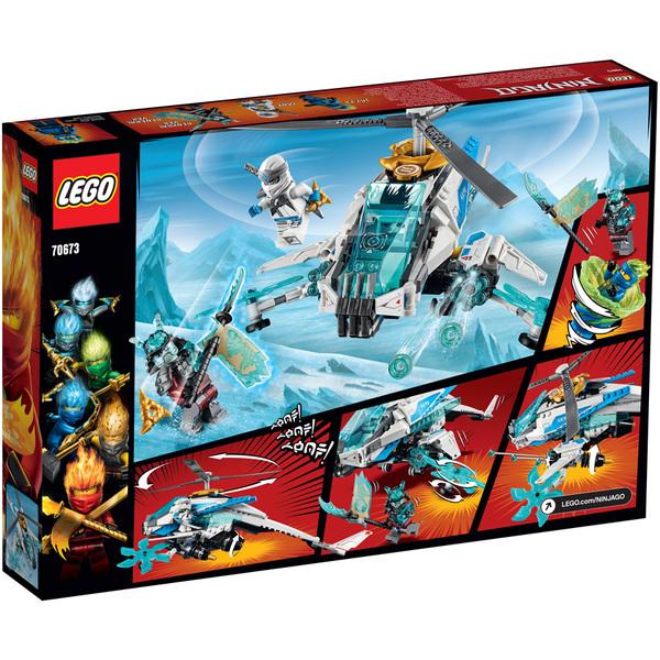 70673 - LEGO® NINJAGO Le ShuriCopter
