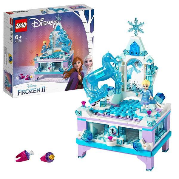41168 - LEGO® Disney Princess - La boîte à bijoux d'Elsa - La Reine des Neiges 2