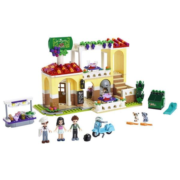 41379 - LEGO® Friends Le restaurant de Heartlake City