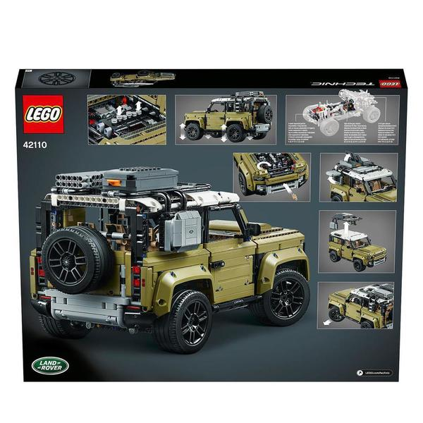 42110 - LEGO® Technic Land Rover Defender
