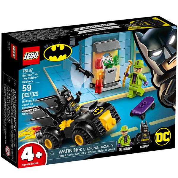 76137 Comics De Lego® Vol L'homme Heroes Et Super Dc Le Batman Mystère dCxoBe