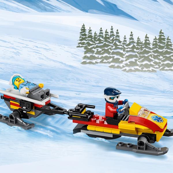 60203 - LEGO® City La station de ski