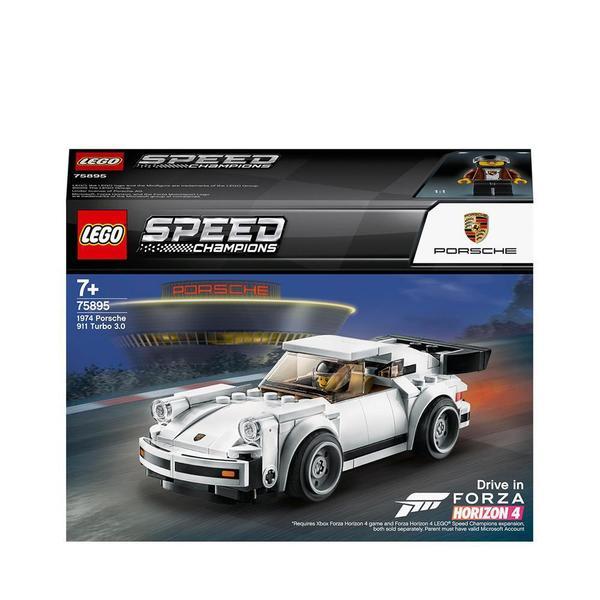 75895 - LEGO® Speed Champions Porsche 911 Turbo 3.0 1974