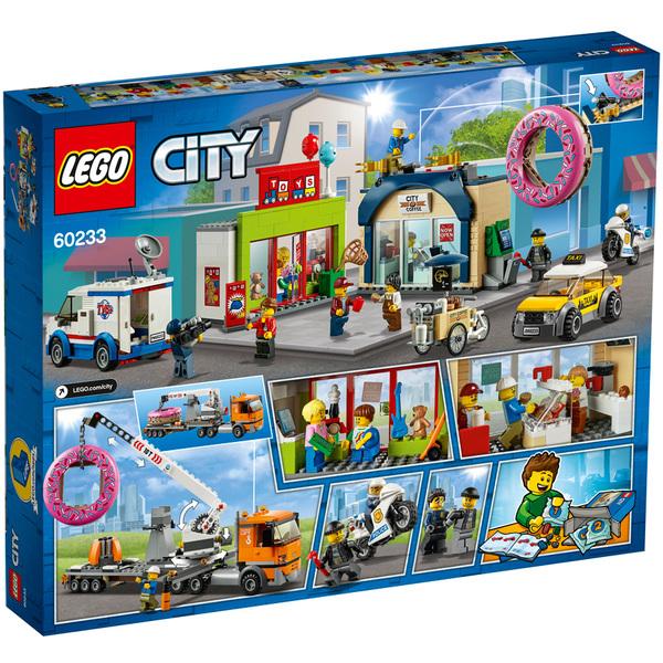 Town Lego® Du 60233 L'ouverture City Magasin De Donuts htrQdCsx