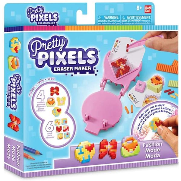Set de création de gommes Pretty Pixels