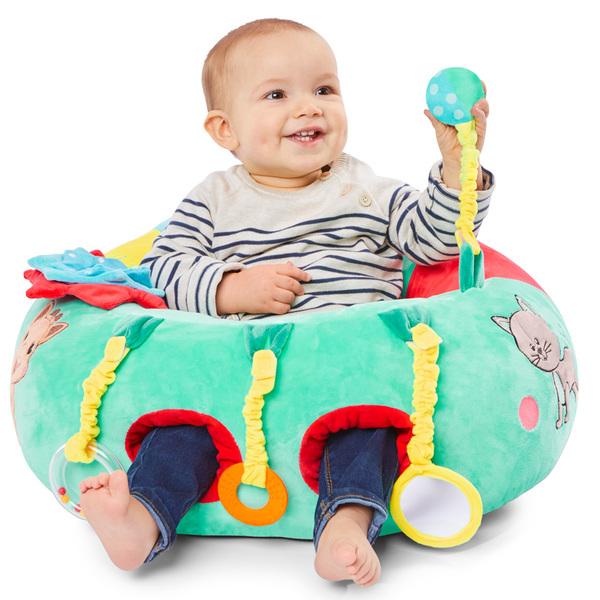 Siège baby seat and play Sophie la Girafe