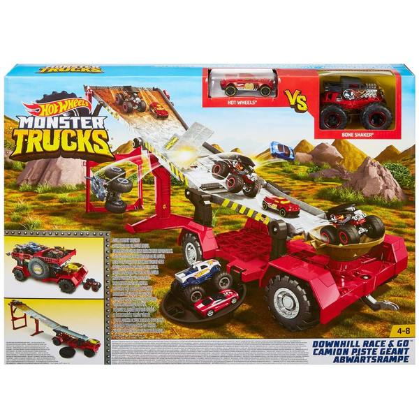 Remorque Hot Wheels Monster Trucks