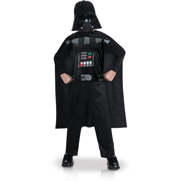 Star Wars - Panoplie Dark Vador avec kit sonore de respiration 5-6 ans