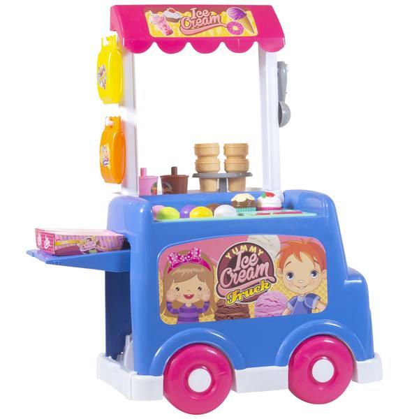 Food Truck à glaces
