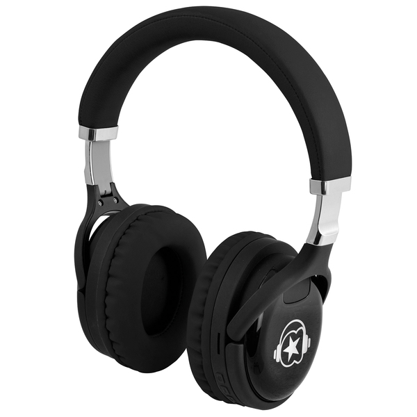 Casque Bluetooth MP3 noir