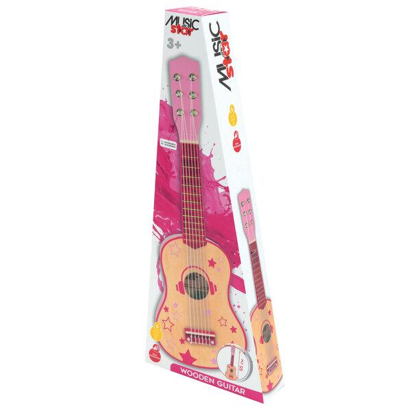 Guitare en bois rose 55 cm
