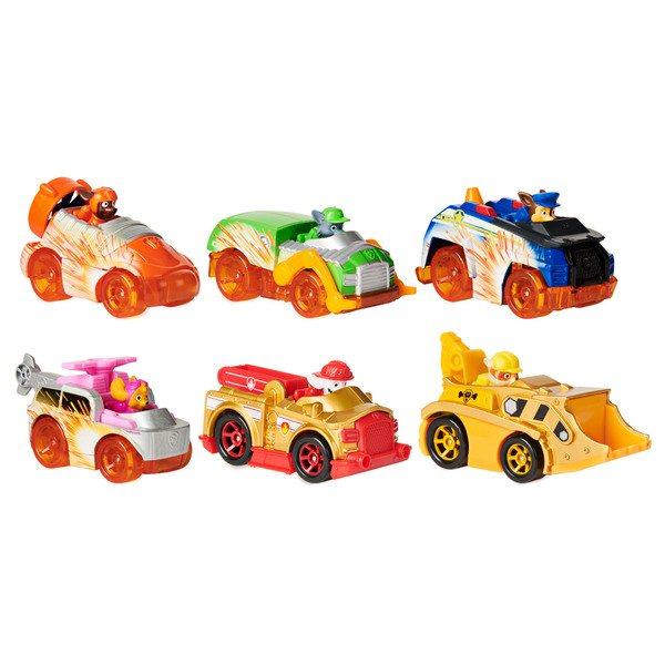 Coffret 6 véhicules Pat