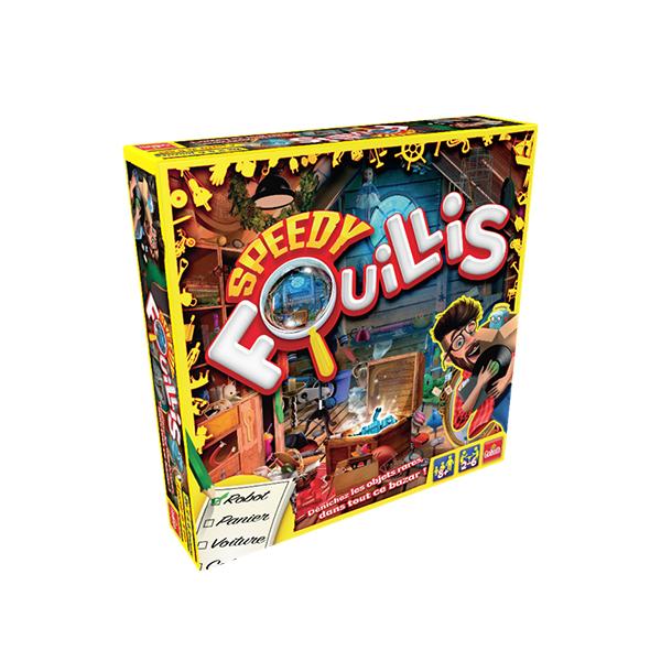 Speedy Fouillis